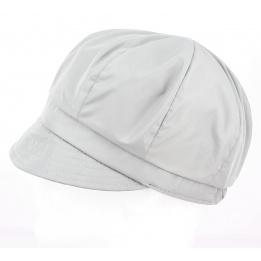 Casquette Helenn de Pluie gris perle - TRACLET