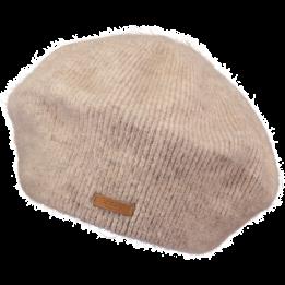 beret beige achat de berets beiges pour femme homme chapeau traclet. Black Bedroom Furniture Sets. Home Design Ideas