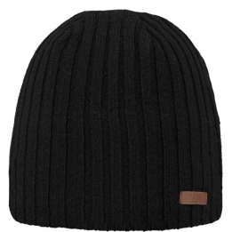 Haakon Short Hat Black Wool - Barts