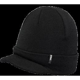 Bonnet casquette Zoom Noir - Barts