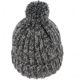 Bonnet Agrume à Pompon noir chine