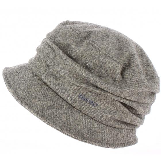 Elda Gore-Tex® Hat Taupe - Traclet