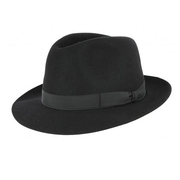 Chapeau Fédora VICUÑA Borsalino