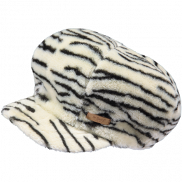 Raymonde Leopard Barts Cap