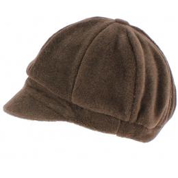 Gavroche Abby polar cap Brown - TRACLET
