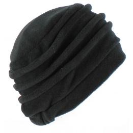 Bonnet Toque Polaire Jacobins Noir - TRACLET