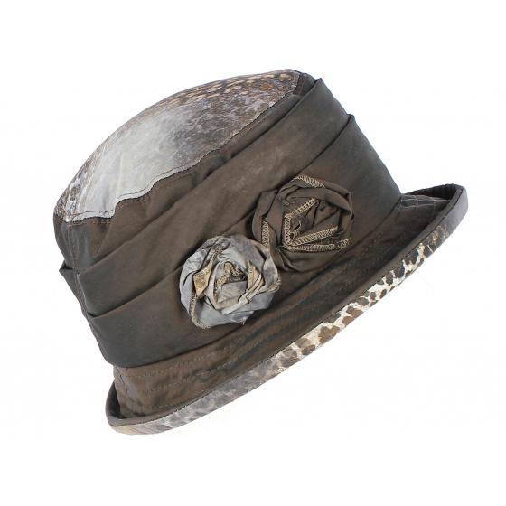 Gilda Waterproof Cloche Hat - Traclet