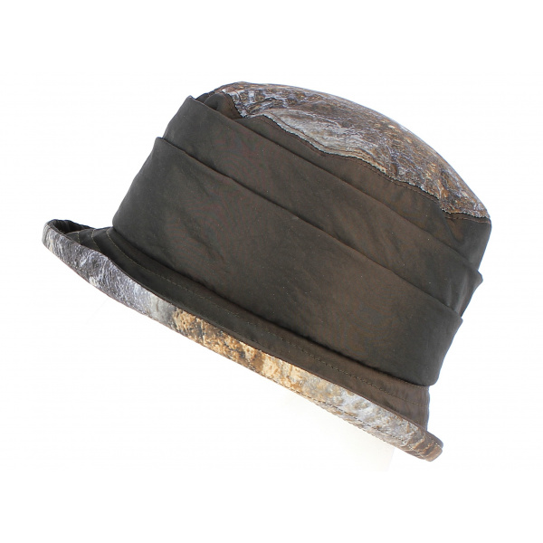 Gilda Waterproof Bell Hat - Traclet