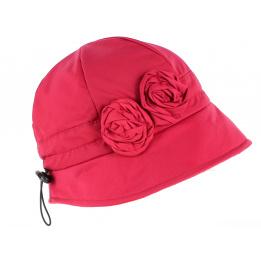 Chapeau Cloche de Pluie Erika Rouge - Traclet