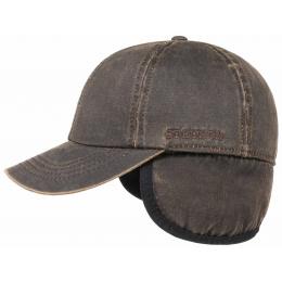Bugatti cap with earflaps -Stetson