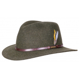 Traveller Hat vitafelt Newberg Khaki - Stetson