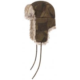 Chapka Camouflage en Coton- Stetson