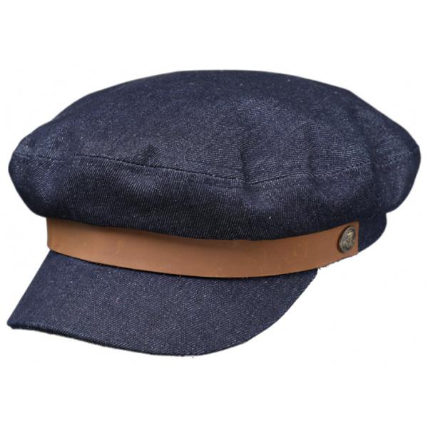 Casquette Marin Coton Bleu - Traclet