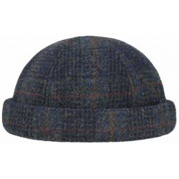Bonnet Docker Harris Tweed -Stetson
