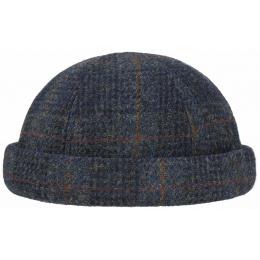 Harris Tweed Docker Hat -Stetson
