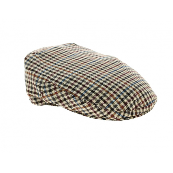 Casquette Plate Hereford Anglaise - Traclet