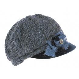 Jordana Blue Cap - TRACLET