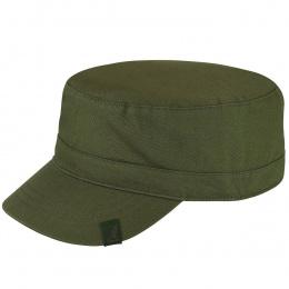 Casquette Coton Adjustable Army Cap Kaki- Kangol