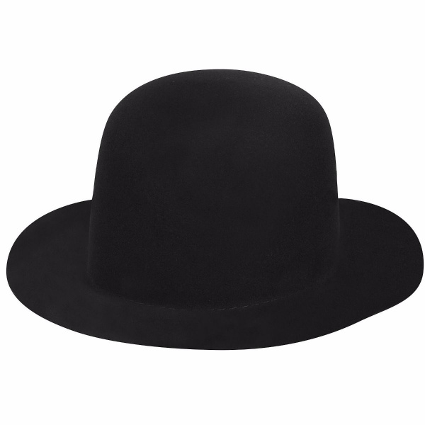 Chapeau Briles Melon Noir - Bailey