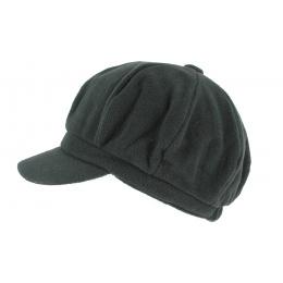Gavroche Fleece Cap Black