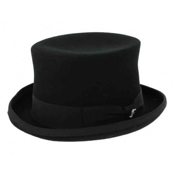 Chapeau Haut de Forme Unieux Feutre Laine- Fléchet
