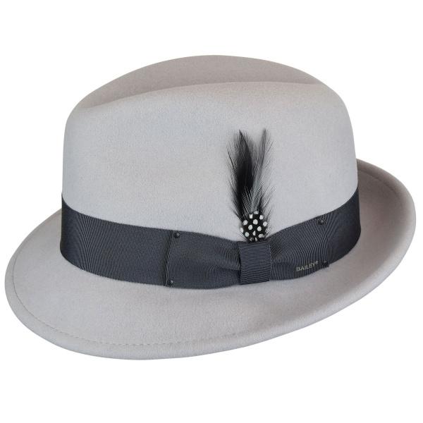 Chapeau Tino Trilby Pierre- Bailey