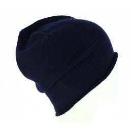 Bonnet de Nuit Bleu