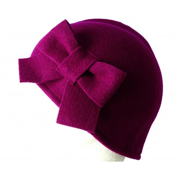 Béret Seine Violet-Laulhère
