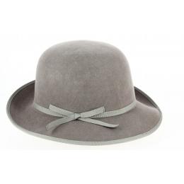 Chapeau Pliable Wait Taupe- Brixton