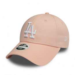 Casquette Los Angeles Dodgers Essential Rose - New Era