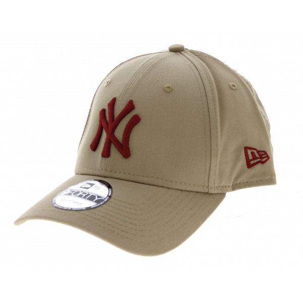 League Essential 9forty NY Yankees Camel-New Era Cap