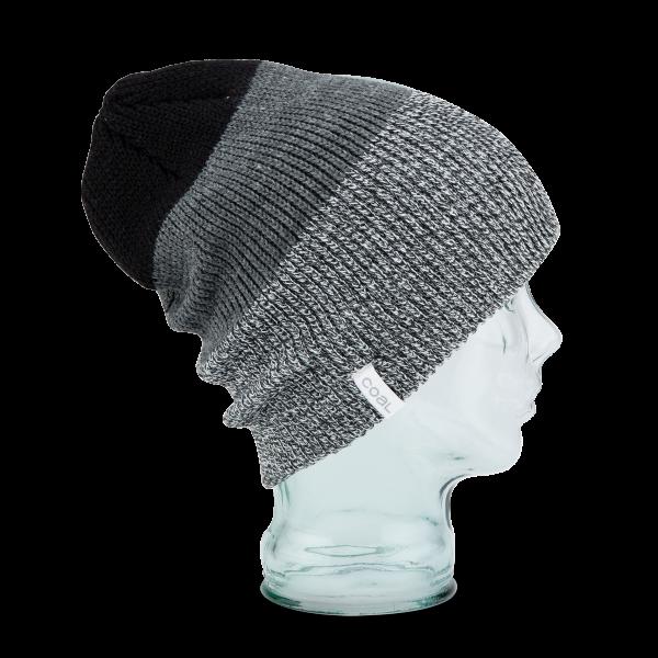 Bonnet The Frena Black Stripe- Coal