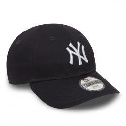 Véritable Casquette Enfant Baseball New-York Bleu Marine - New Era