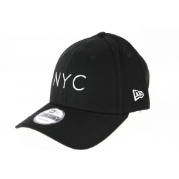 Baseball cap Essential 9FORTY NY Black - NEw Era
