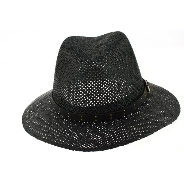 Chapeau Traveller TIM Noir - Crambes