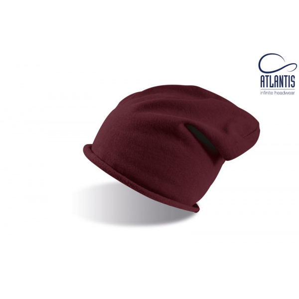 Bonnet Long Doozy Oversize Bordeaux