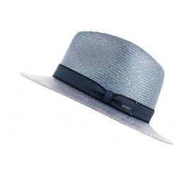 Chapeau Panama Traveller Brooks Bleu - Bailey