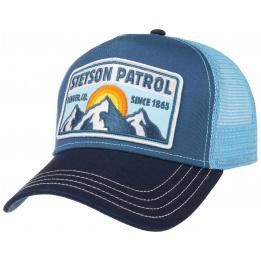 Casquette Trucker Patrol Coton- Stetson