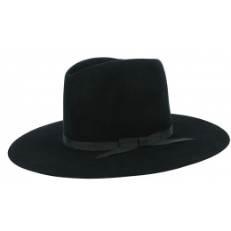The Signature Tasya Van Ree x Stetson Hat Black