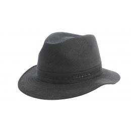 Chapeau Traveller Butler Coton Noir- Stetson