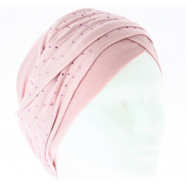 Turban Bella - Rose
