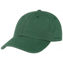 Stetson cap - Rector washed cotton