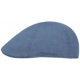 Casquette Texas Coton Bleu Clair- Stetson