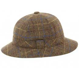 Bob Anglais Striker tweed marron - Olney
