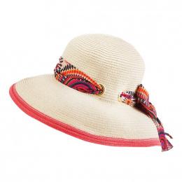 Capeline Hepburn Ivoire- Emthunzini Hats