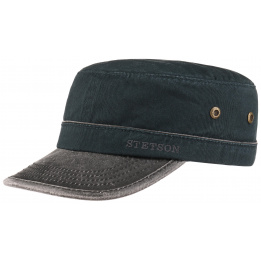 Casquette Army Gates Canvas - Stetson