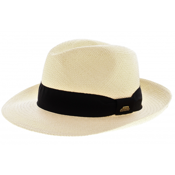 Chapeau Panama Pegomas Naturel - Traclet