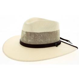 Chapeau Traveller Florence Panama Crème- American Hat Makers
