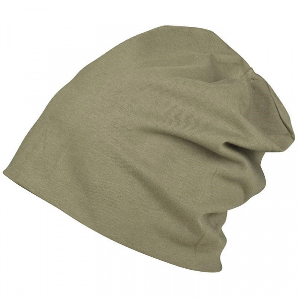 Bonnet Long Jersey Olive - Traclet