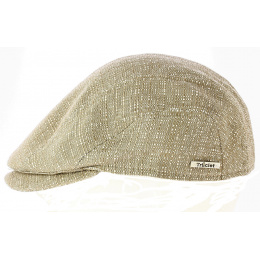 Casquette Bristol Kingsway Taupe - Traclet